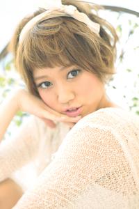 黒髪でも似合う!小顔髪型ゆるふわパーマヘアカタログ〜ラクラク可愛いアレンジ(え-END)