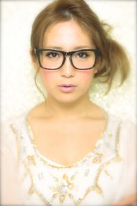 黒髪でも似合う!小顔髪型ゆるふわパーマヘアカタログ〜顔型別アレンジ編018