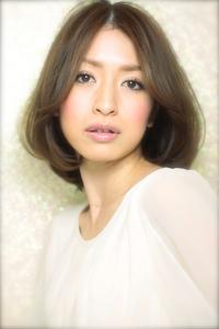 顔型別 お悩み解決ヘア ー5歳若返り 小顔に見える髪型(j-89)