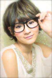 黒髪でも似合う!小顔髪型ゆるふわパーマヘアカタログ〜顔型別アレンジ編051