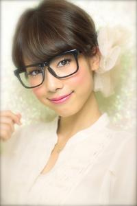 黒髪でも似合う!小顔髪型ゆるふわパーマヘアカタログ〜顔型別アレンジ編67