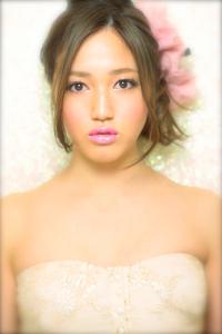 黒髪でも似合う!小顔髪型ゆるふわパーマヘアカタログ〜顔型別アレンジ編84