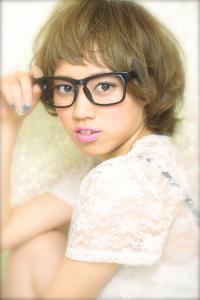 黒髪でも似合う!小顔髪型ゆるふわパーマヘアカタログ〜顔型別アレンジ編95