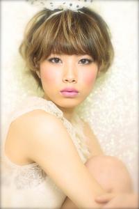 黒髪でも似合う!小顔髪型ゆるふわパーマヘアカタログ〜顔型別アレンジ編100