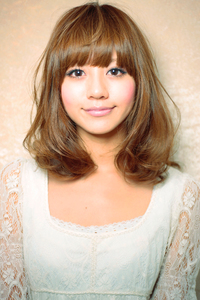 美髪黄金法則(NO.23)