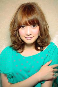 美髪黄金法則(NO.26)