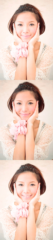 美髪の法則(c-058)