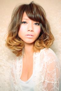 美髪の法則(c-109)