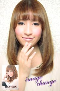 美髪へ大変身(e-046)