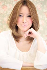 魅惑の小顔ヘア(k-085)