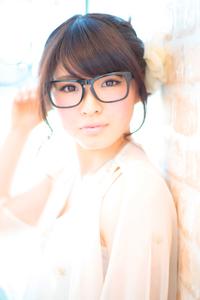 大人の小顔髪型ゆるふわパーマヘアカタログ〜簡単アレンジ(う-033)