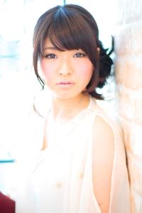 大人の小顔髪型ゆるふわパーマヘアカタログ〜簡単アレンジ(う-034)
