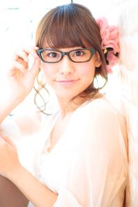 大人の小顔髪型ゆるふわパーマヘアカタログ〜簡単アレンジ(う-054)