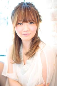 大人の小顔髪型ゆるふわパーマヘアカタログ〜簡単アレンジ(う-063)