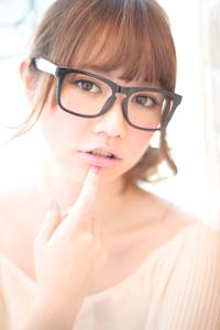 大人の小顔髪型ゆるふわパーマヘアカタログ〜簡単アレンジ(う-074)