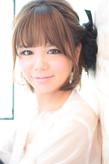 大人の小顔髪型ゆるふわパーマヘアカタログ〜簡単アレンジ(う-088)