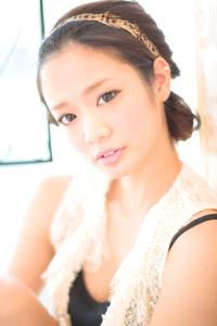 大人の小顔髪型ゆるふわパーマヘアカタログ〜簡単アレンジ(う-090)