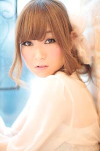 大人の小顔髪型ゆるふわパーマヘアカタログ〜簡単アレンジ(う-096)