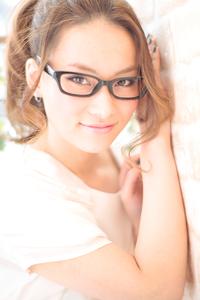 黒髪でも似合う!小顔髪型ゆるふわパーマヘアカタログ〜ラクラク可愛いアレンジ(え-062)