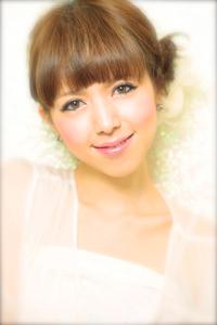 黒髪でも似合う!小顔髪型ゆるふわパーマヘアカタログ〜顔型別アレンジ編045