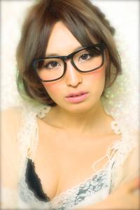 黒髪でも似合う!小顔髪型ゆるふわパーマヘアカタログ〜顔型別アレンジ編53