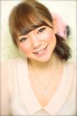 黒髪でも似合う!小顔髪型ゆるふわパーマヘアカタログ〜顔型別アレンジ編77