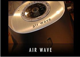 air wave 〜空気の力でつくるなめらかカール〜