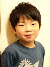 最近のお子ちゃまはみんなしゃれた頭です。|Shuzo Hair 【幡ヶ谷 美容室 美容院 ヘアサロン・メンズ歓迎】のキッズヘアスタイル