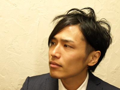 ONとOFFのうまい使い方。2wayヘアー|Shuzo Hair 【幡ヶ谷 美容室 美容院 ヘアサロン・メンズ歓迎】のヘアスタイル