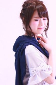 ツイストMIX☆ギブソンタックアレンジ SIECLE hair&spa 銀座店のヘアスタイル