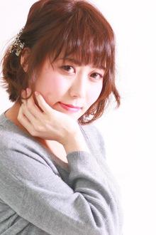 アレンジ無限大♪ショートボブウェーブ SIECLE hair&spa 銀座店のヘアスタイル