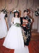 かわいい花嫁|Beauty Salon 白雪姫のヘアスタイル