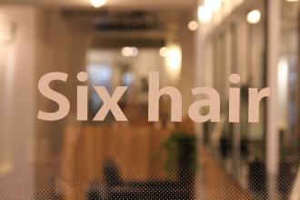 six hairについて