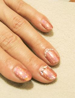 Nail|美容室 レビューのネイル