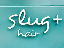 SLUG+  | スラッグ  のロゴ