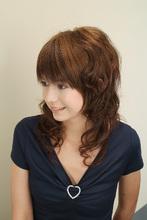 ☆デジタルパーマ☆で上品な女性らしさを表現!|SLUG+ 藤井 カコのヘアスタイル