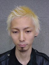 ☆外国人風☆無造作ベリーショート!!|SLUG+のメンズヘアスタイル