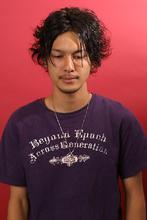 ワイルドで男性らしい☆くせ毛風パーマ☆|SLUG+のメンズヘアスタイル