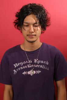 ワイルドで男性らしい☆くせ毛風パーマ☆|SLUG+のヘアスタイル