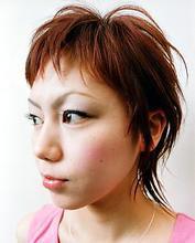 前髪を大胆に切った☆マニッシュスタイル☆|SLUG+ 上野 弘道のヘアスタイル