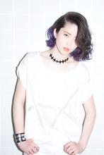 ウェットに仕上げてこなれた女子にイメージチェンジ☆ snob AnBlickのヘアスタイル