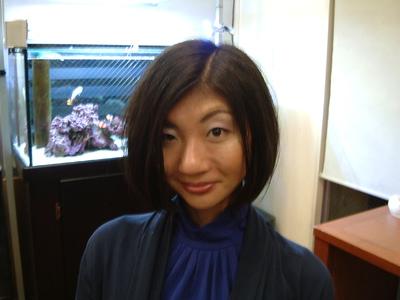 クールで上質な感じです|美容室 MARIN のヘアスタイル