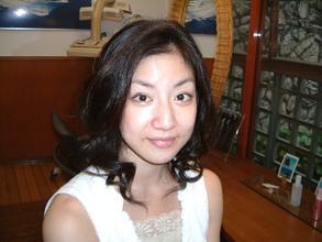 自然な巻き髪って感じで☆|美容室 MARIN のヘアスタイル