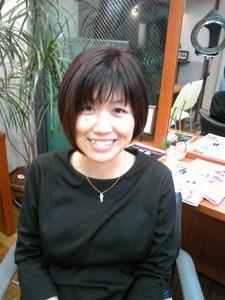 ちょっと遊んだビジネススタイル|美容室 MARIN のヘアスタイル