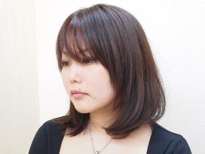甘くないクールなテイストで上質な艶☆|美容室 MARIN のヘアスタイル