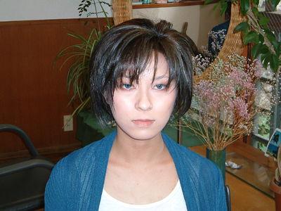 暑い夏とはいえショートに抵抗がある方にオススメ♪|美容室 MARIN のヘアスタイル