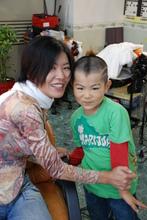 幼稚園で怒られない子供さんにオススメします・・・|an=nui SONO+RA?のキッズヘアスタイル