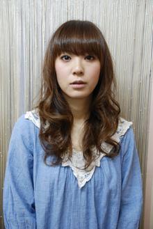 女性らしさUP!やわらかなAライン|an=nui SONO+RA?のヘアスタイル