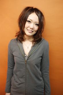 プチ姫ラインならキュートに!|an=nui SONO+RA?のヘアスタイル