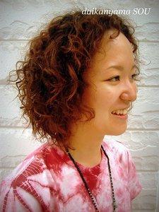 エアリーウェーブグラボブスタイル|daikanyama SOUのヘアスタイル